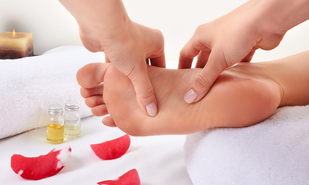 foot reflexology portland