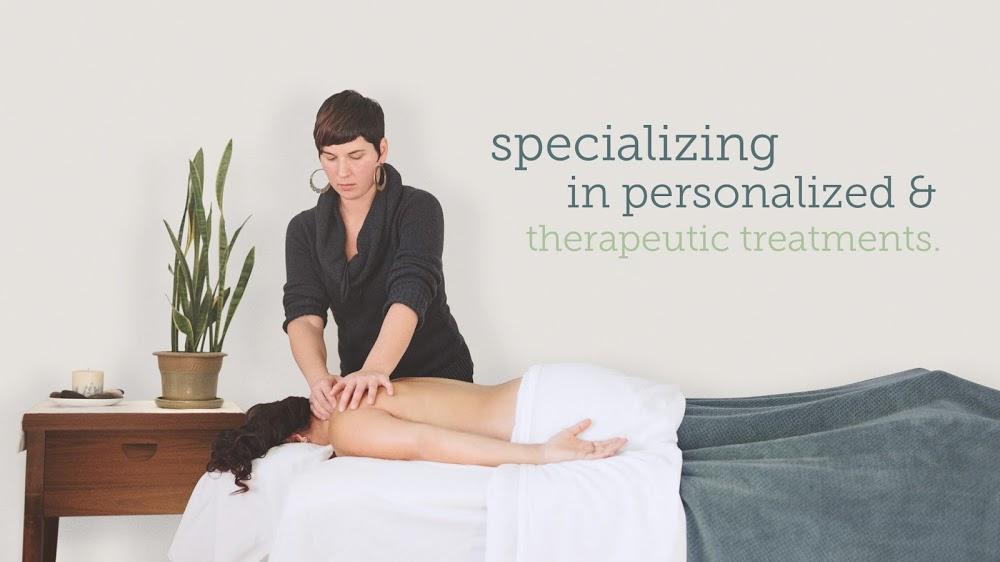 Written on the Body Massage